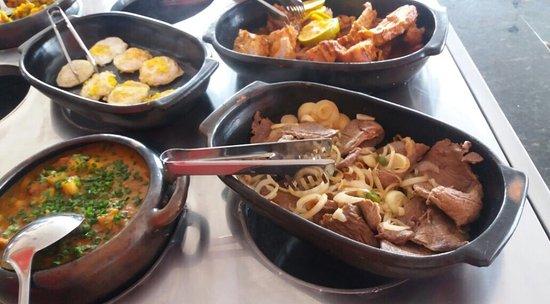 Itaobim, MG: Restaurante Paladar