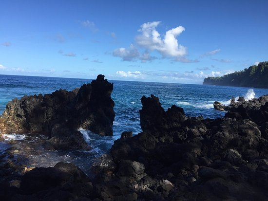 Laupahoehoe, HI: more of the shore