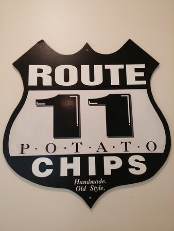 Mount Jackson, VA: Route 11 Potato Chips