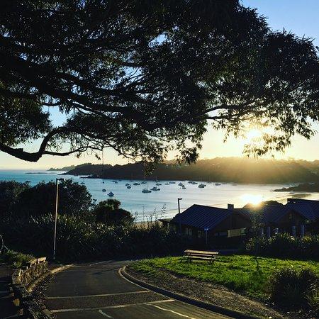 Waiheke-eiland, Nieuw-Zeeland: Oneroa mornings