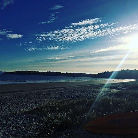 Wyspa Waiheke, Nowa Zelandia: Onetangi mornings