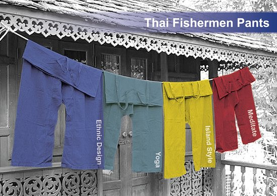 Fisherman Pants Shop