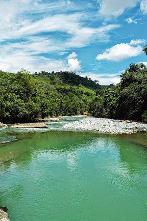 Meta Department, Colombie : Piscinas