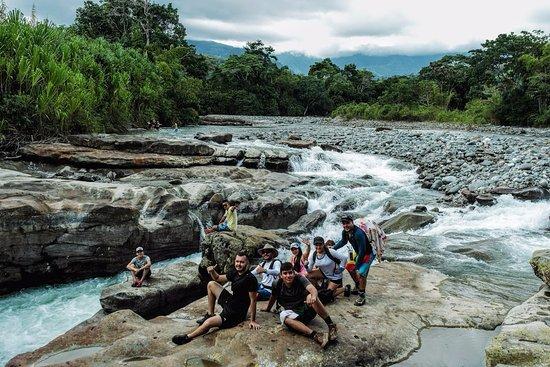 Meta Department, Colombie : Grupo de amigos