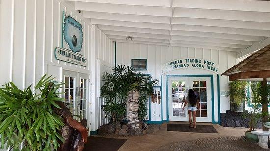 Lawai, HI: Hawaiian Trading Post