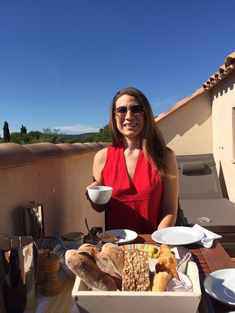 La Ferme d'Augustin : Best breakfast so fresh!
