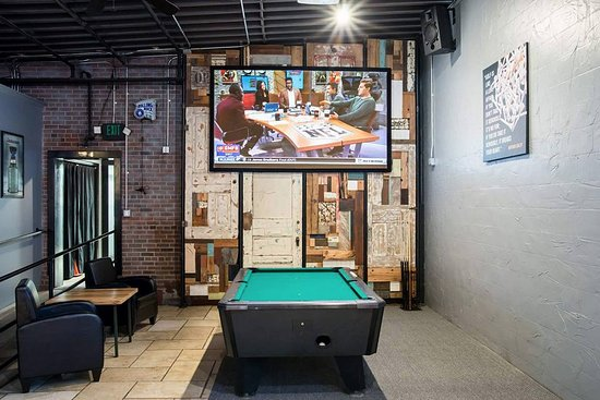 Montoursville, PA: Watch your favorite game on one of our 17 large screen TVs scattered throughout the restaurant!