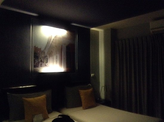 โรงแรมซิโนอินน์: Hotel room
