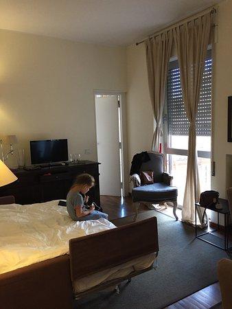 Residenza dell'Olmata: 2 взрослых и 2 детей. Места всем хватило