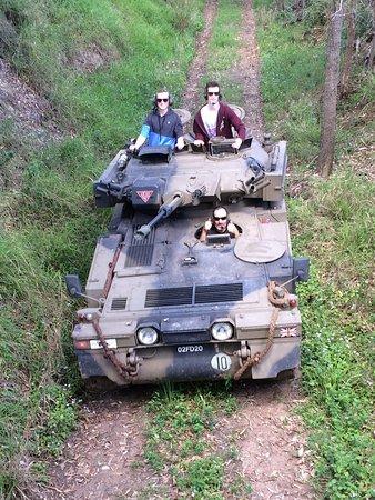 TankRide