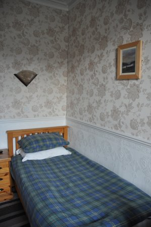 Solheim Guest House: This is one of our single rooms, which start at only £35p/n