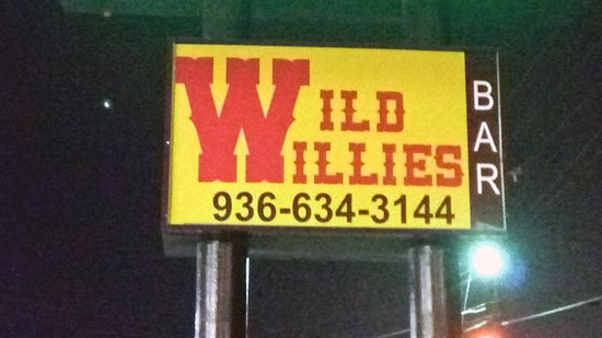 Wild Willies : a sign