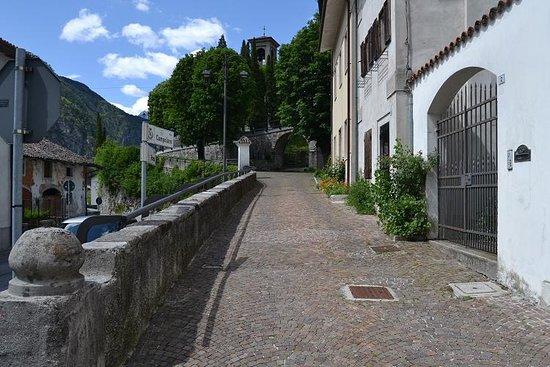 Chiusaforte, Itália: Via Campolaro