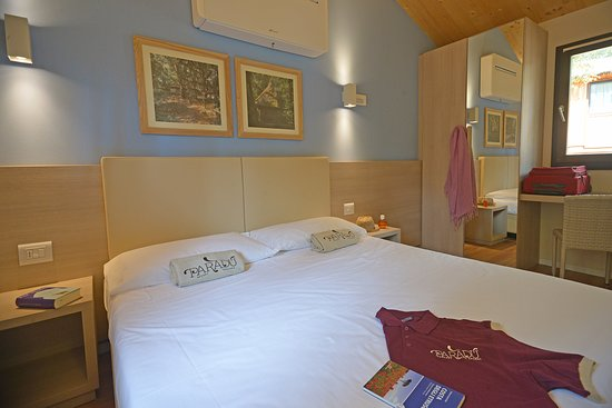Paradù Tuscany EcoResort Montecristo Chalet, studio for 2 + 1 child with extra bed