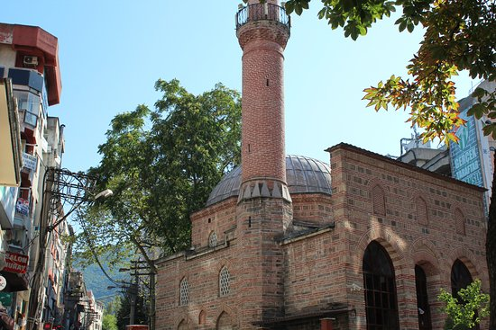 www.rahmetturizm.com.tr - Picture of Tombs of Osman and ...