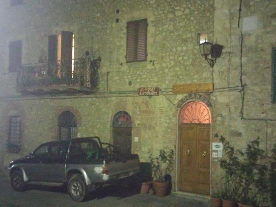 Pari, Ιταλία: Il Cacciatore
