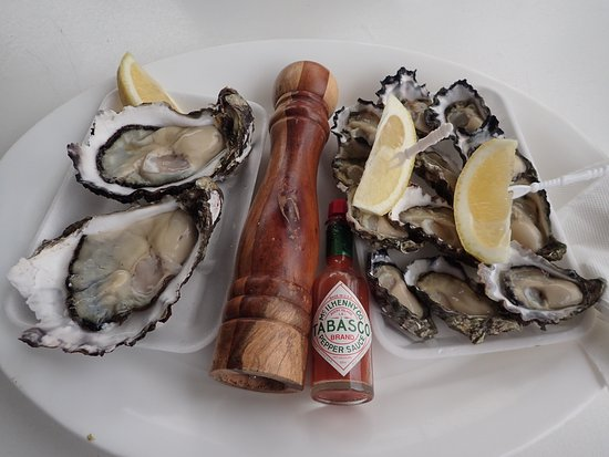 Greenwell Point, Australia: Lunch @ Jim Wilds Oyster