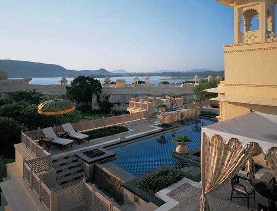 โรงแรมดิ โอเบรอย อุไดวิลาส อุไดพูร์: The Oberoi Udaivilas