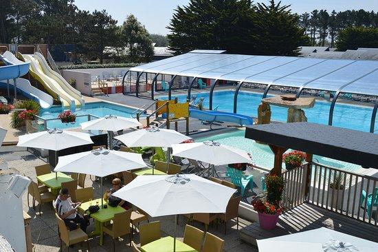 Keravel vacances erdeven france voir les tarifs et for Village vacances bretagne piscine couverte