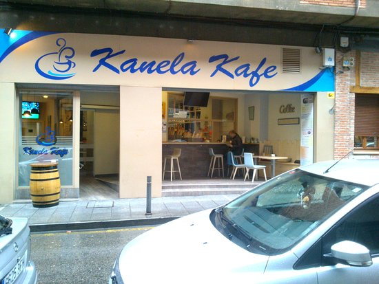 imagen Kanela Kafe en Basauri