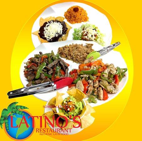latino s restaurant fajita style group plate the churrasco serves 4 6 people