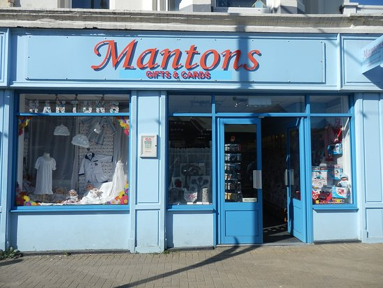 Mantons Cards and Gifts