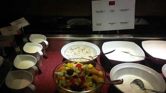 Frühstück Bild Von Steigenberger Hotel Bremen Bremen Tripadvisor