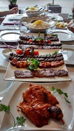 iranische küche