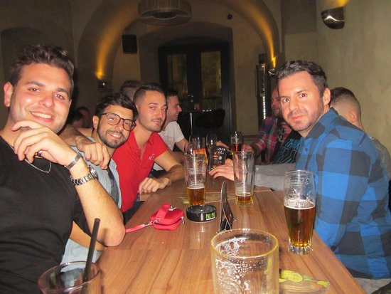 Prague Gay Pub Crawl