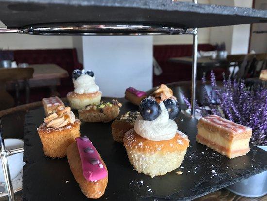 Blaenavon, UK: Butterflies Bar & Kitchen