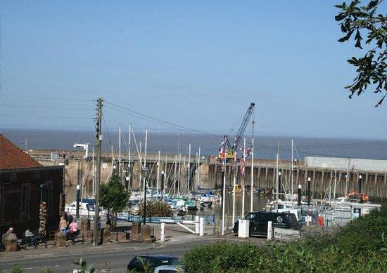 Watchet, UK: View of Marina