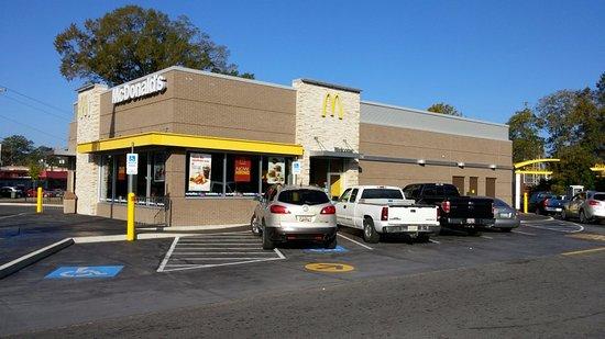McDonald's, Jennings Street, Saluda, SC, Nov 2016