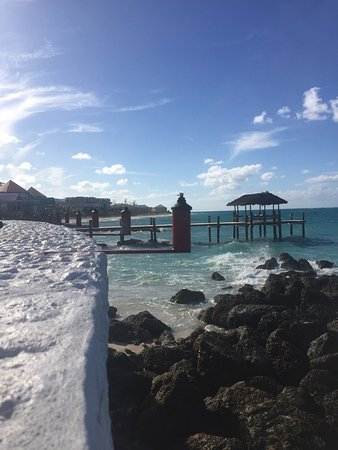 Compass Point Beach Resort: Absolutely perfect place to stay.