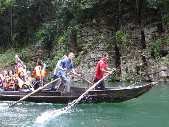 Restauranter i Badong County