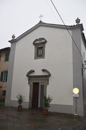 Santa Fiora, إيطاليا: Chiesa del Suffragio...