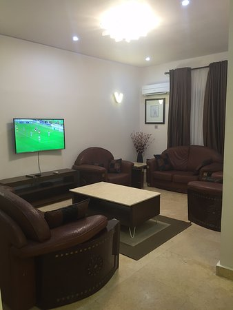 Sitting Room Decoration Nigeria