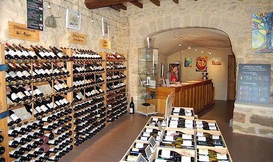 Vinadea : Maison des vins de Châteauneuf-du-Pape