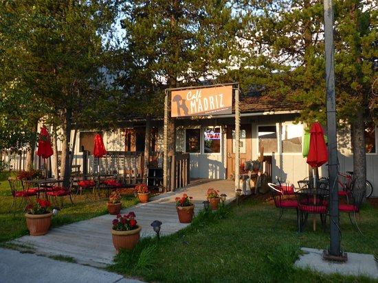 Cafe Madriz: Exterior