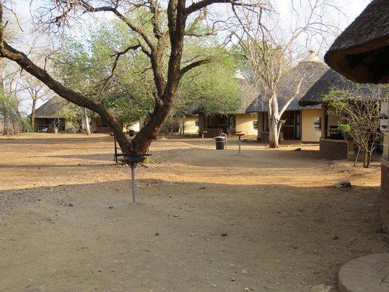 Изображение Satara Rest Camp