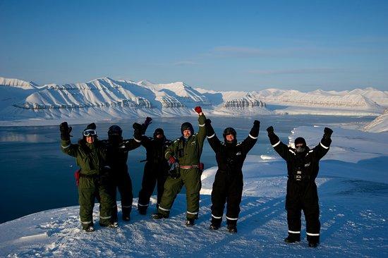 Svalbard Hotel: Photo: Terje Bjørnsen, Tempelfjorden,