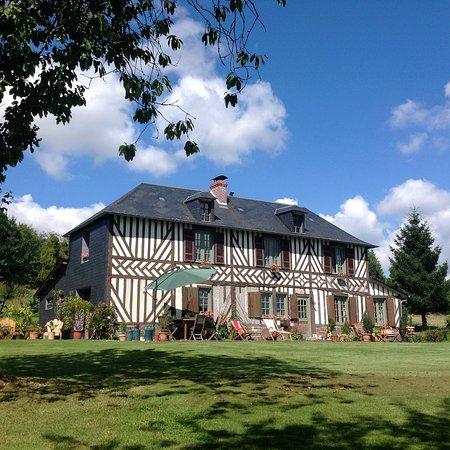 Bonneville-la-Louvet, ฝรั่งเศส: L'Orchard - Chambres d'Hôtes en Pays d'Auge