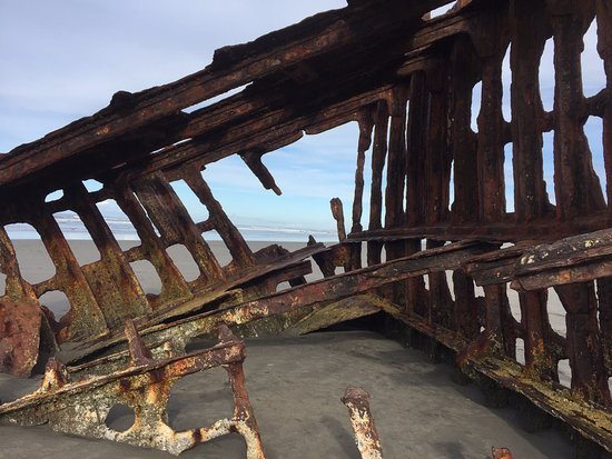 Fort Stevens State Park: Interesting piece of history - great photo opp!