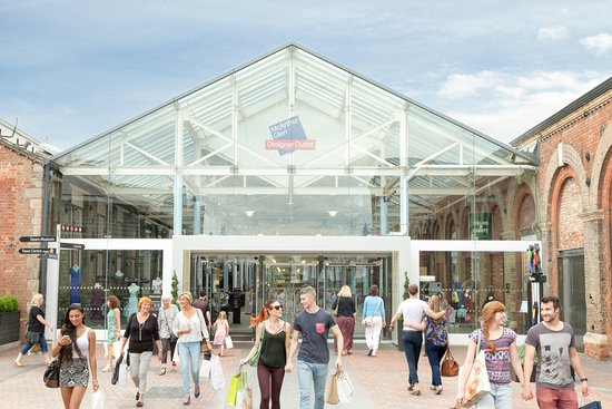 ‪Swindon Designer Outlet‬