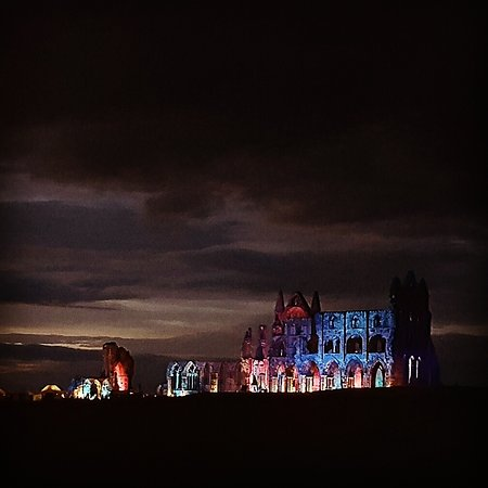 Ruswarp, UK: Whitby Abbey