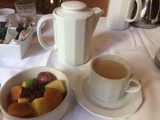 Hotel Regente: Buffet breakfast