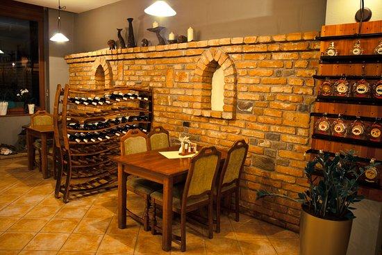 Luhacovice, Repubblica Ceca: Restaurace Luhačovice