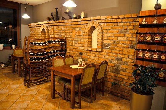 Luhacovice, Czech Republic: Restaurace Luhačovice