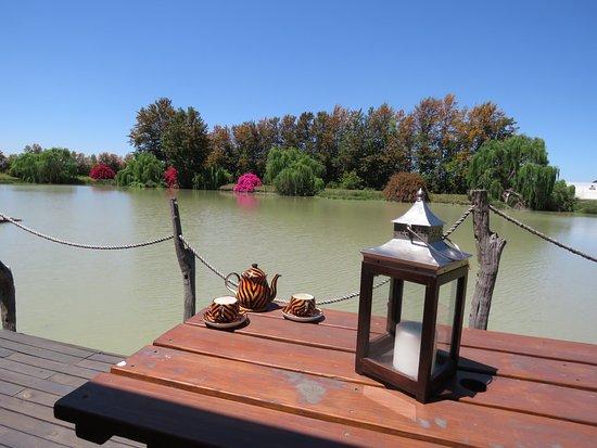 Addo, Νότια Αφρική: Lily cottage view