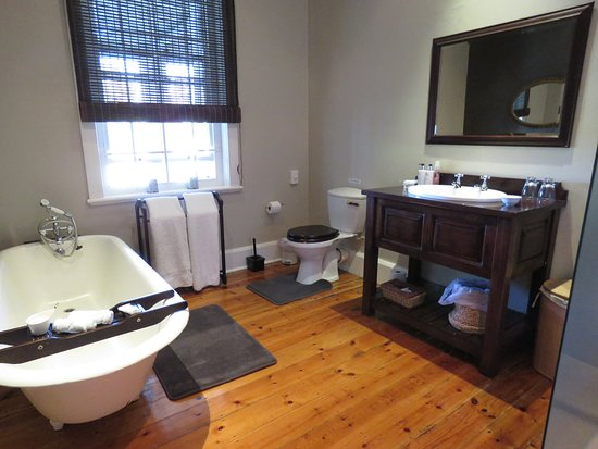 Addo, South Africa: Twin room bathrooom