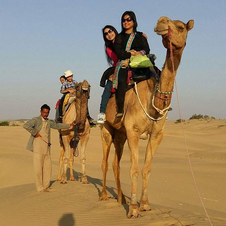 Jaisalmer Camel Safari Day tour